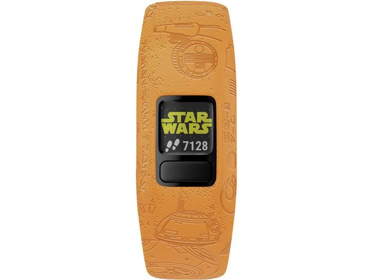 Garmin VIVOFIT JR. 2 Star Wars helle Seite der Macht Kinderhorloge Oranje