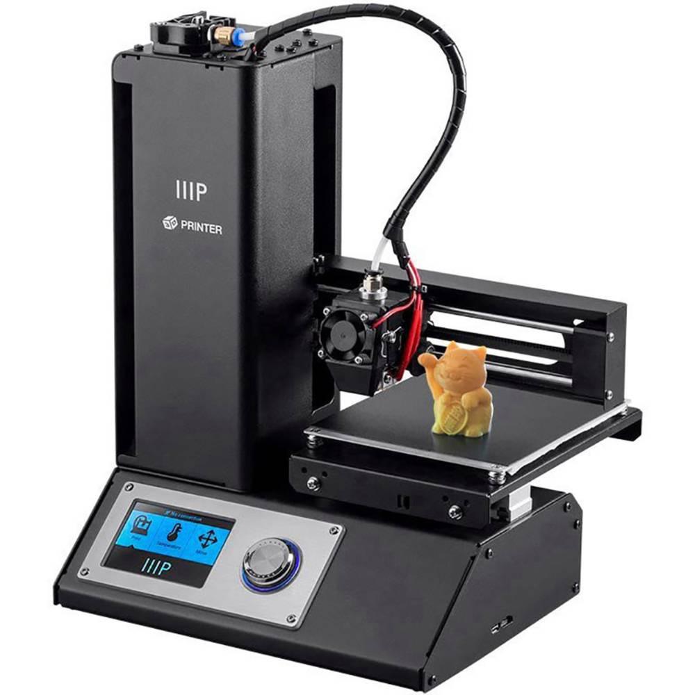3D-skrivare Monoprice Select Mini V2 uppvärmbar skrivarbädd