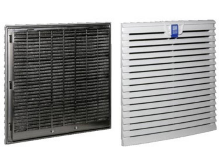 RITL ventilatierooster SK, ABS-kunstst, licht grijs, di 25mm