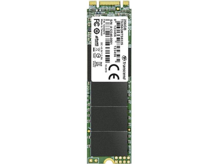 Transcend TS256GMTS832S SATA M.2 SSD 2280 harde schijf 256 GB 832S Retail SATA III kopen