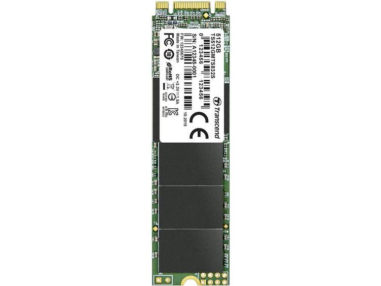 Transcend TS512GMTS832S SATA M.2 SSD 2280 harde schijf 832S Retail SATA III kopen