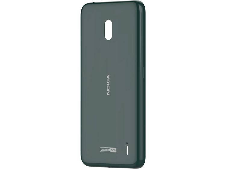 Nokia 8P00000065 Backcover Nokia 2.2 Bosgroen
