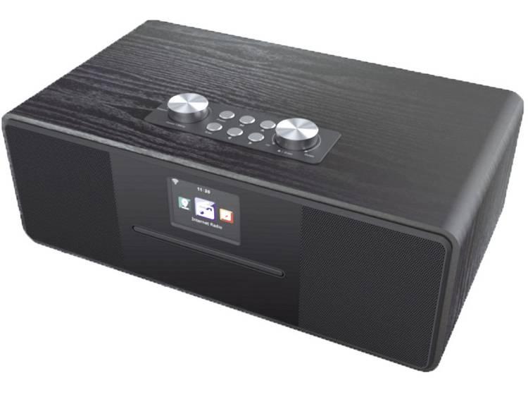 Albrecht DR 690 Tafelradio met internetradio Internet, DAB+, FM CD, Bluetooth