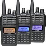 Amateur-portofoon DJ-VX-50E VHF/UHF
