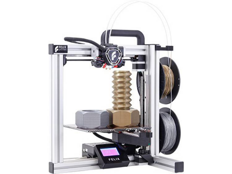 FELIX Printers Tec 4.1 DIY Kit Dual Extruder 3D-printer bouwpakket