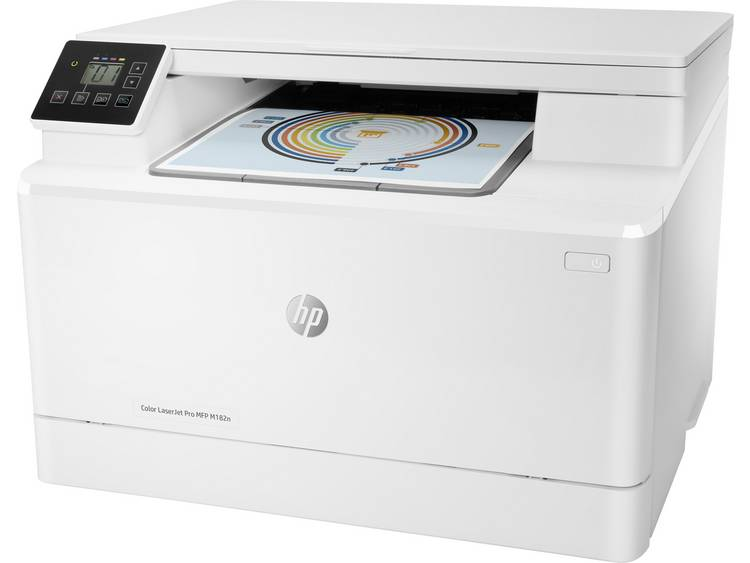HP Color LaserJet Pro MFP M182n Multifunctionele laserprinter (kleur) A4 #####Drucker, Scanner, Kopi