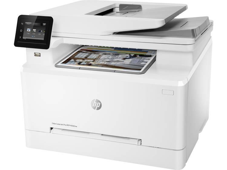 HP Color LaserJet Pro MFP M282nw Multifunctionele printer A4 #####Drucker, Scanner, Kopierer ADF, LA