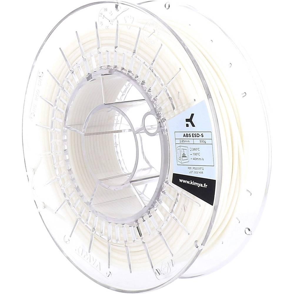 Kimya PS2005TQ ABS-ESD 3D-skrivare Filament ABS-plast 2.85 mm 500 g Natur 1 st