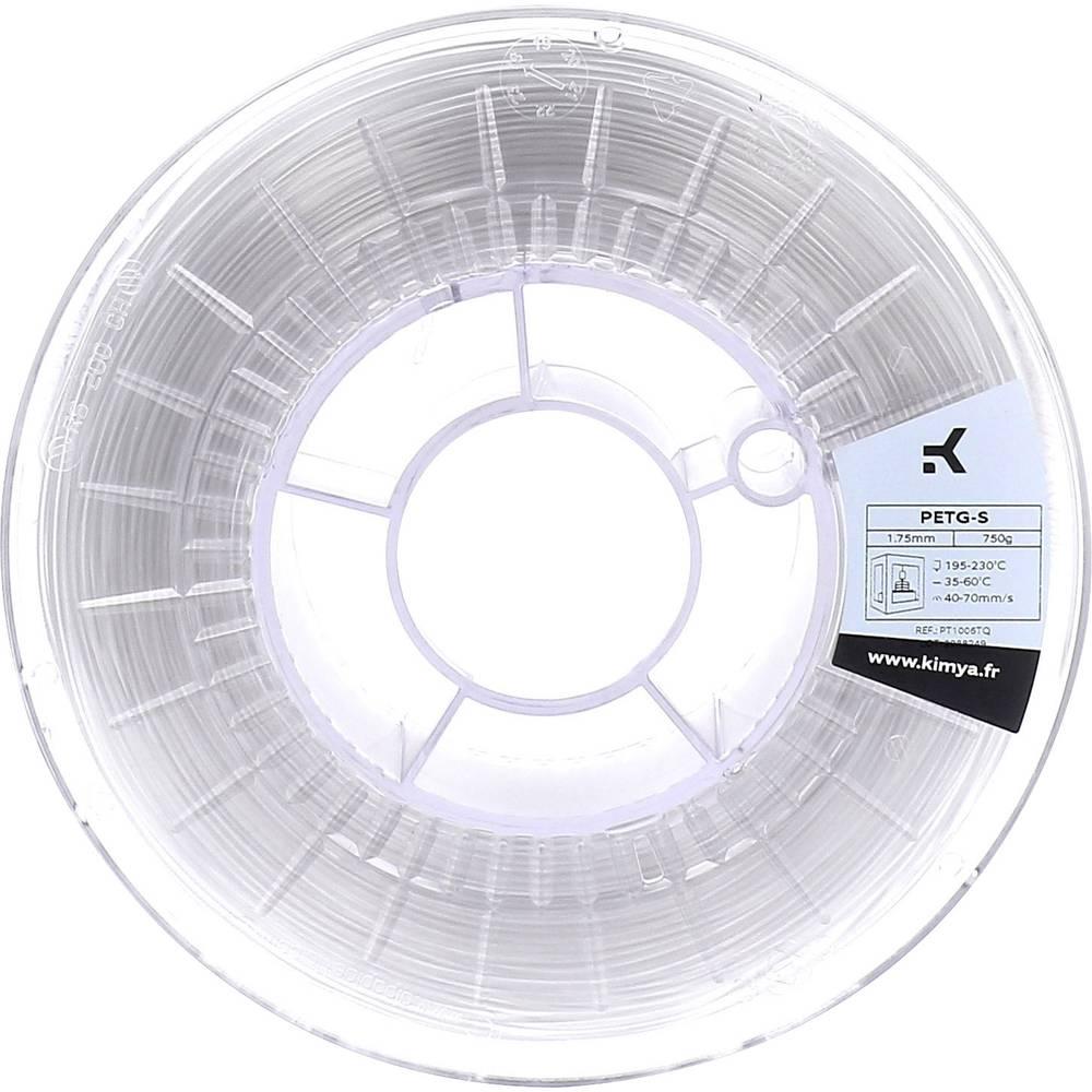 Kimya PT1006TQ PETG-S 3D-skrivare Filament PETG 1.75 mm 750 g Natur 1 st