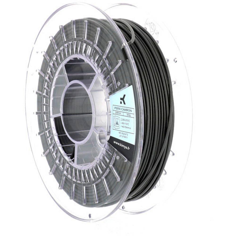 Kimya PT2008TQ PETG-S 3D-skrivare Filament PETG 2.85 mm 750 g Svart 1 st
