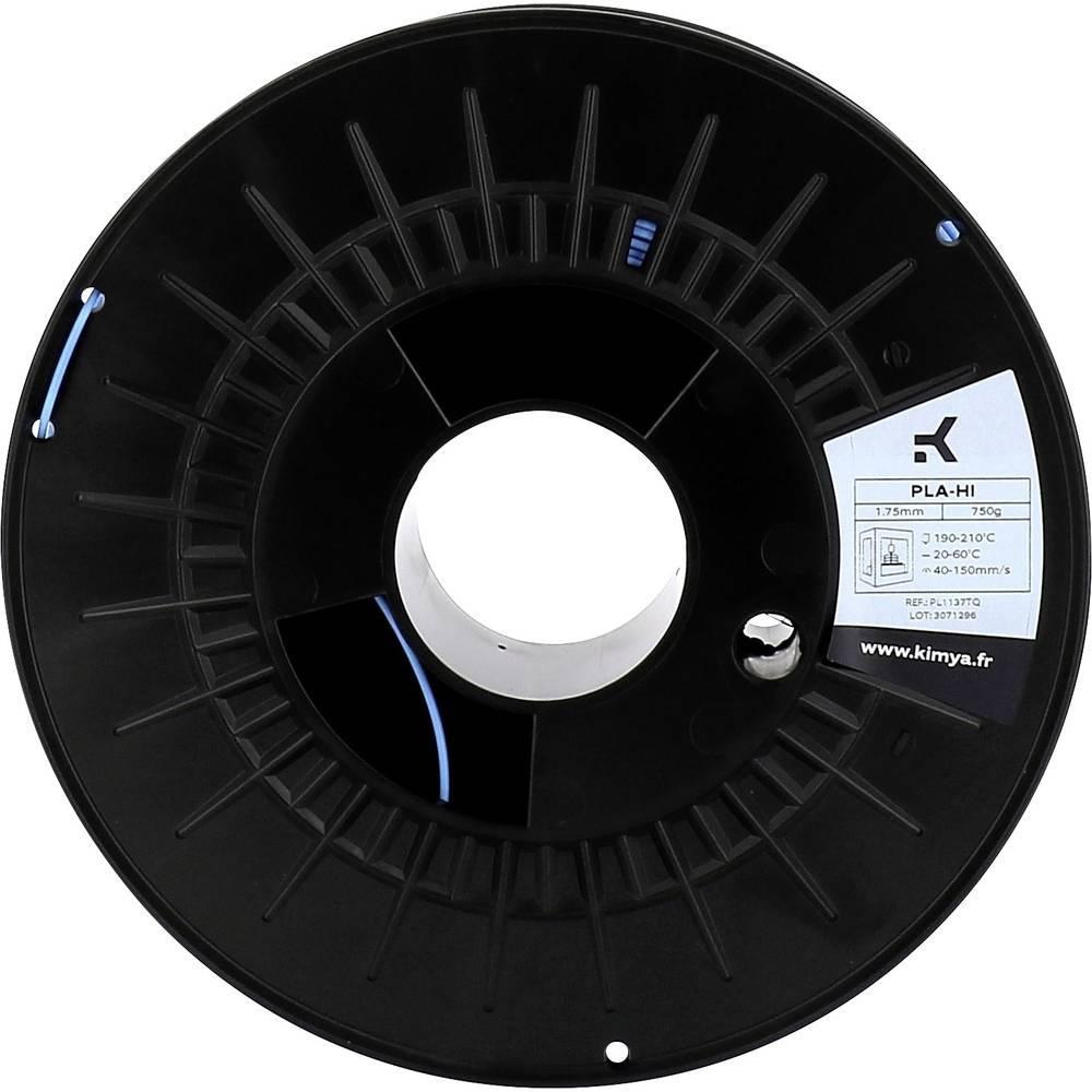 Kimya PL1131TQ PLA-HI 3D-skrivare Filament PLA-plast 1.75 mm 750 g Svart 1 st