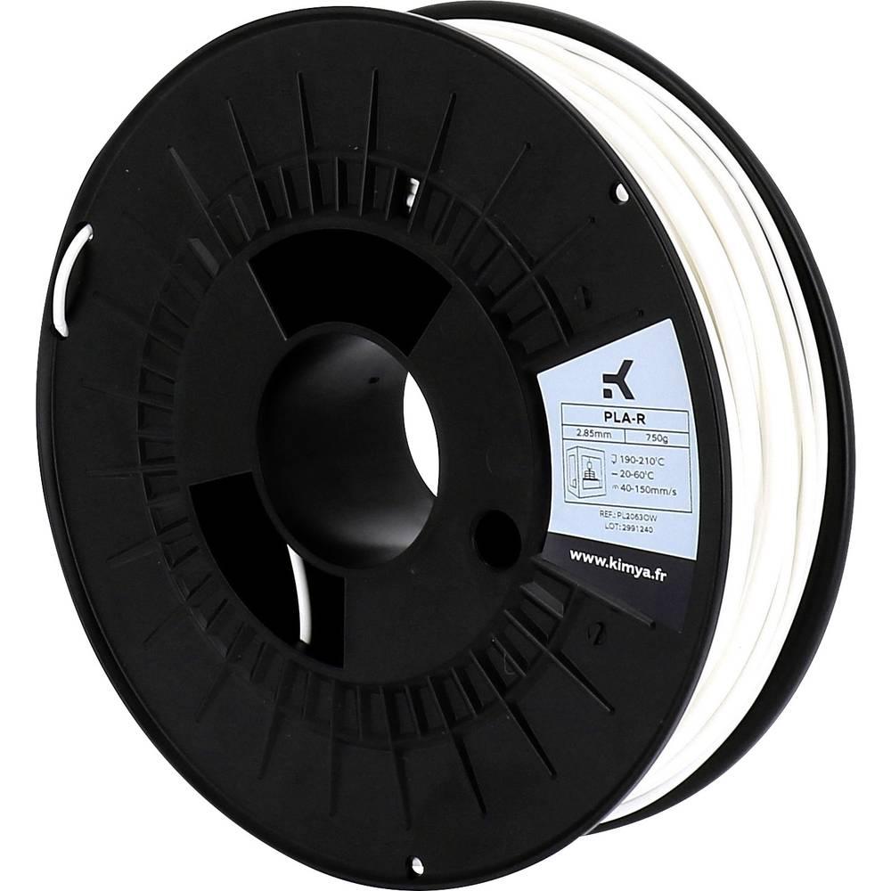Kimya PL2063OW PLA-R 3D-skrivare Filament PLA-plast 2.85 mm 750 g Vit 1 st