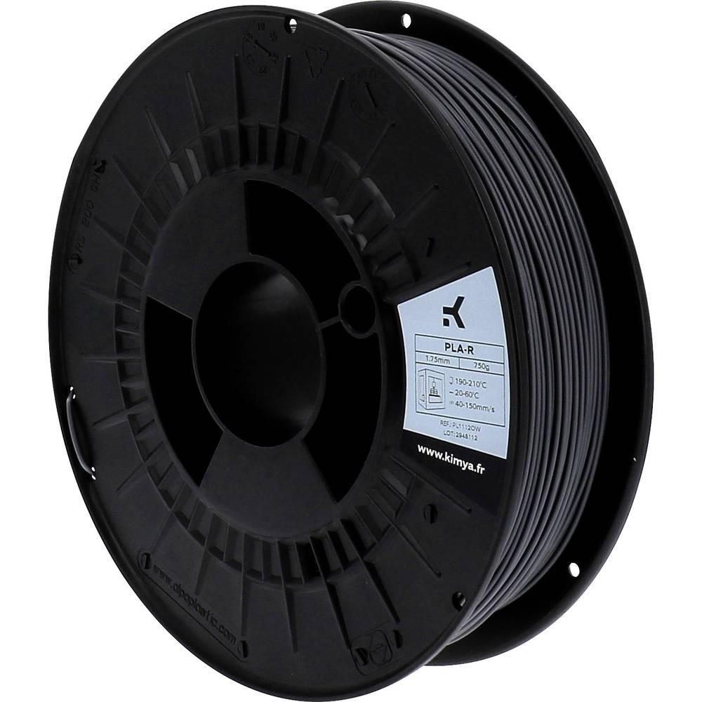 Kimya PL1112OW PLA-R 3D-skrivare Filament PLA-plast 1.75 mm 750 g Grå 1 st