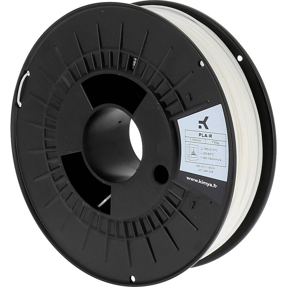 Kimya PL1118OW PLA-R 3D-skrivare Filament PLA-plast 1.75 mm 750 g Natur 1 st