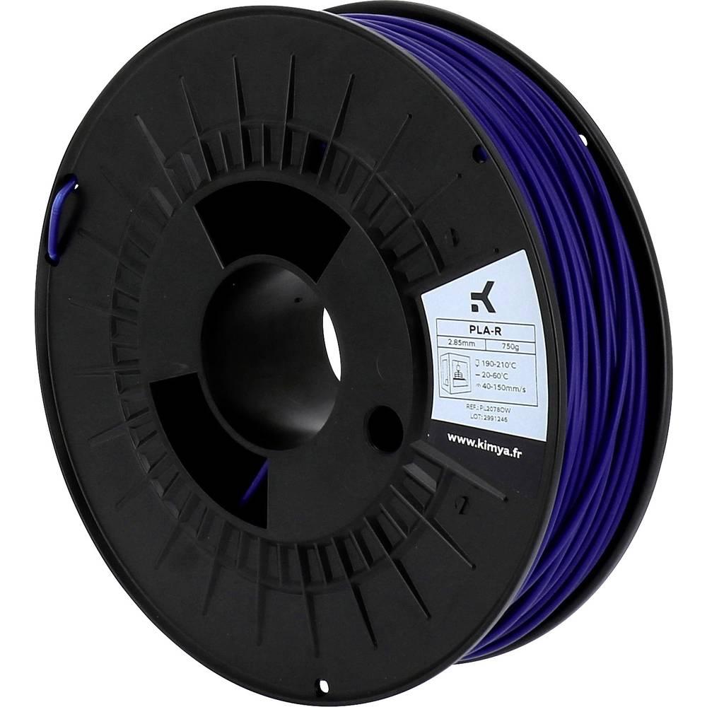 Kimya PL1120OW PLA-R 3D-skrivare Filament PLA-plast 1.75 mm 750 g Blå 1 st