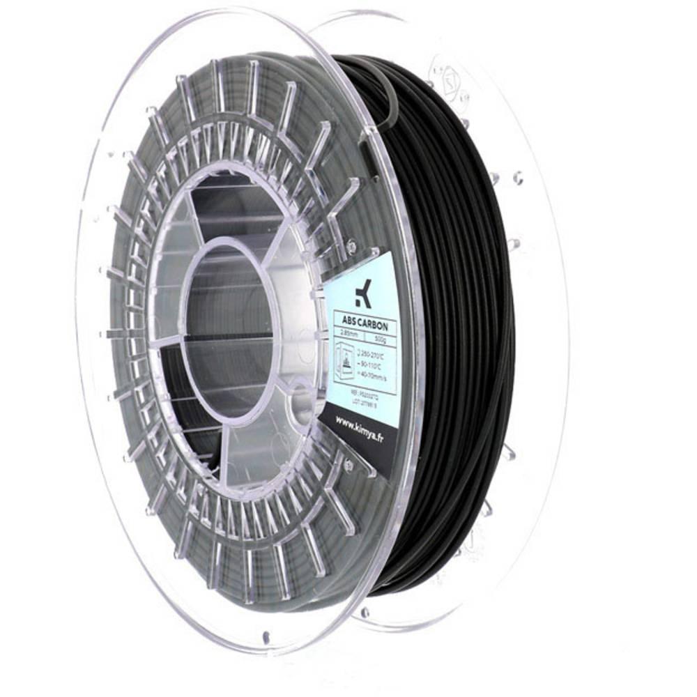 Kimya PE1017TQ TPU-92A 3D-skrivare Filament TPU 1.75 mm 750 g Svart 1 st