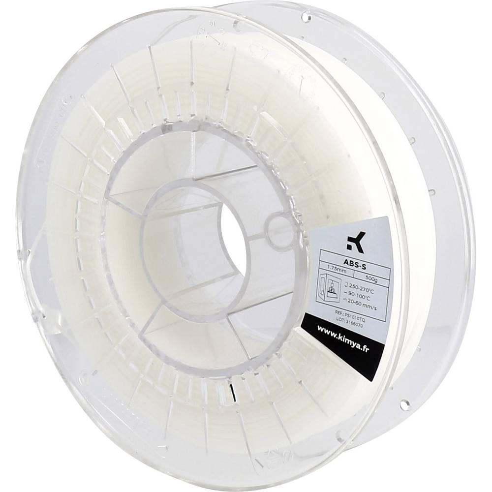 Kimya PS1010TQ ABS-S 3D-skrivare Filament ABS-plast 1.75 mm 500 g Natur 1 st