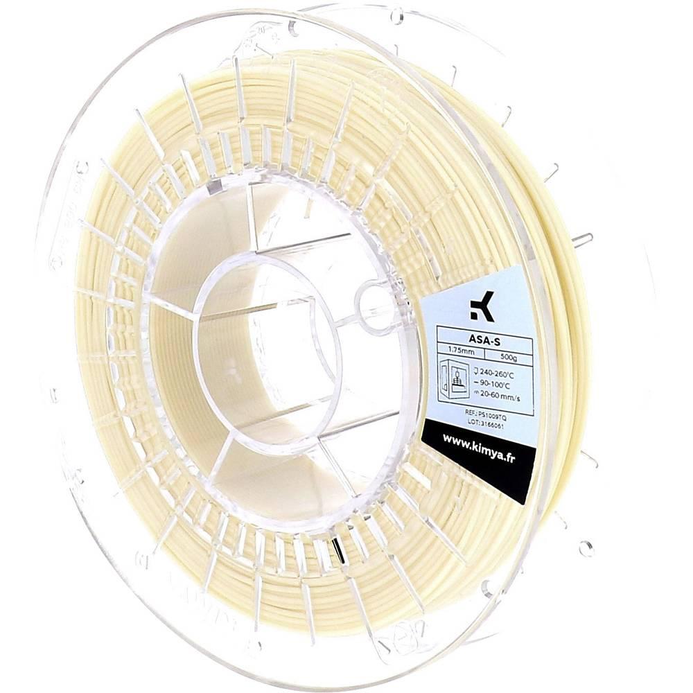 Kimya PS1009TQ ASA-S 3D-skrivare Filament ASA 1.75 mm 500 g Natur 1 st