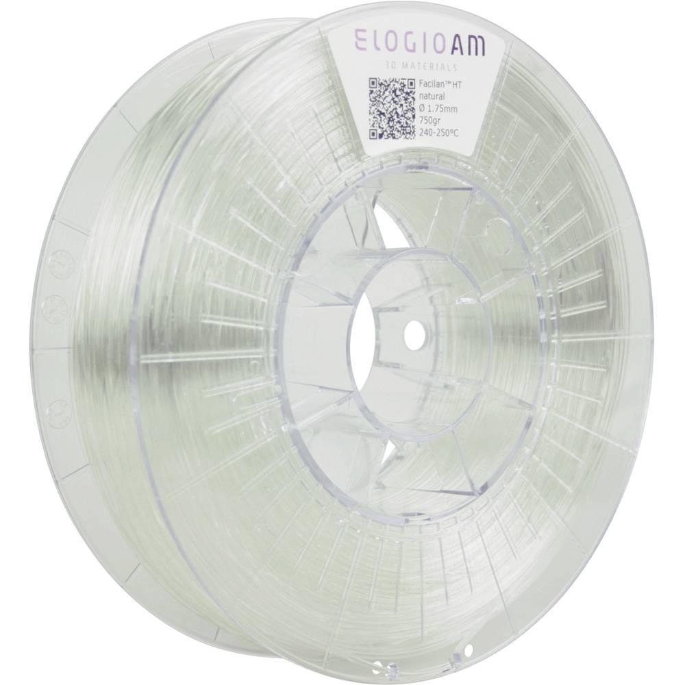 Elogio AM FCHT-0000-285-750 Facilan HT 3D-skrivare Filament 2.85 mm 750 g Natur 1 st