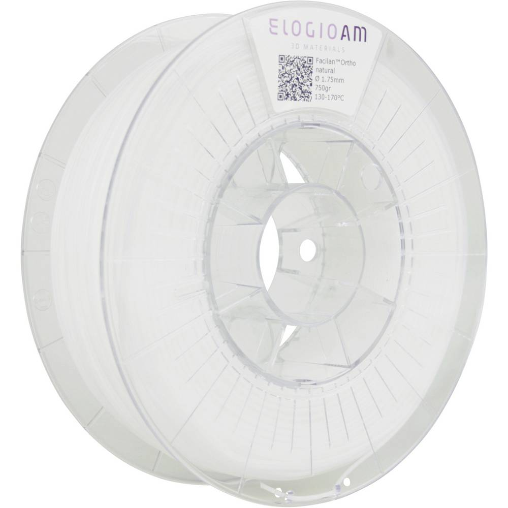 Elogio AM FOR-0000-175-750 Facilan Ortho 3D-skrivare Filament 1.75 mm 750 g Natur 1 st