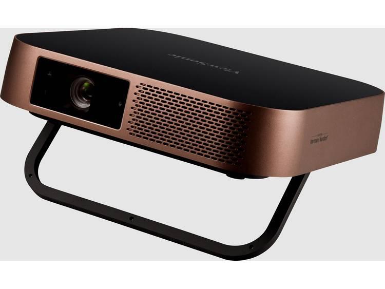 Viewsonic Beamer M2 DLP Helderheid: 1200 lm 1920 x 1080 HDTV Brons