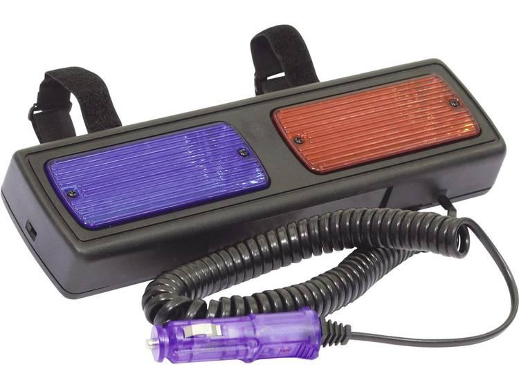 Stroboscoop Polizei Blitzlicht