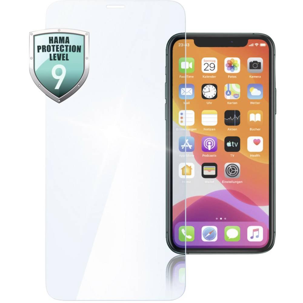 Hama Premium Crystal Glass 00186260 Displayskyddsglas Lämplig för: Apple iPhone 11 Pro max., Apple iPhone XS max. 1 st