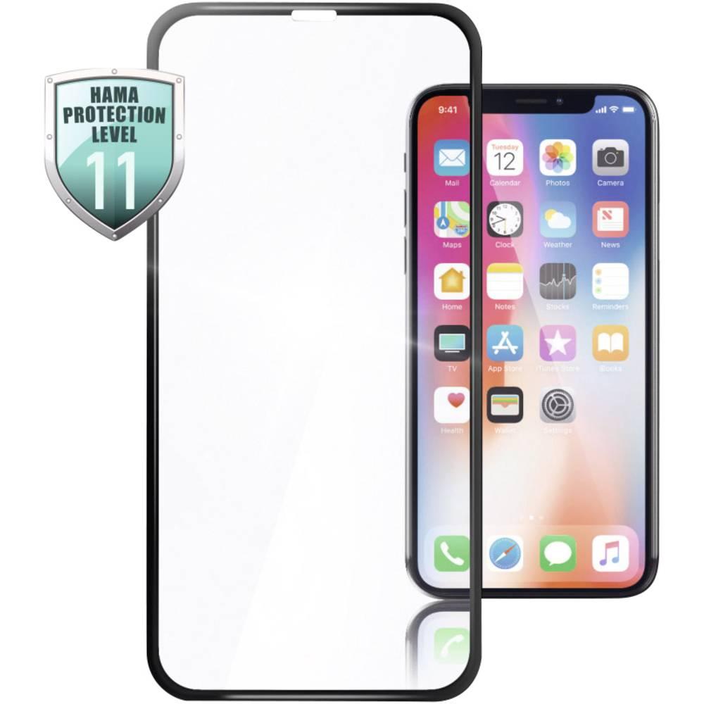 Hama 3D-Full-Screen-Protection 00186261 Displayskyddsglas Lämplig för: Apple iPhone 11 Pro Max 1 st