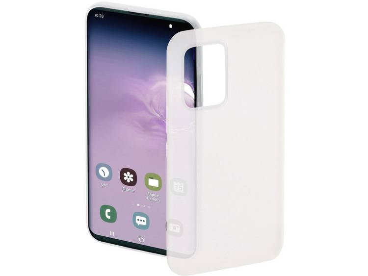 Hama Ultra Slim Flexible Cover Samsung Galaxy S20 Ultra 5G Wit (transparant)