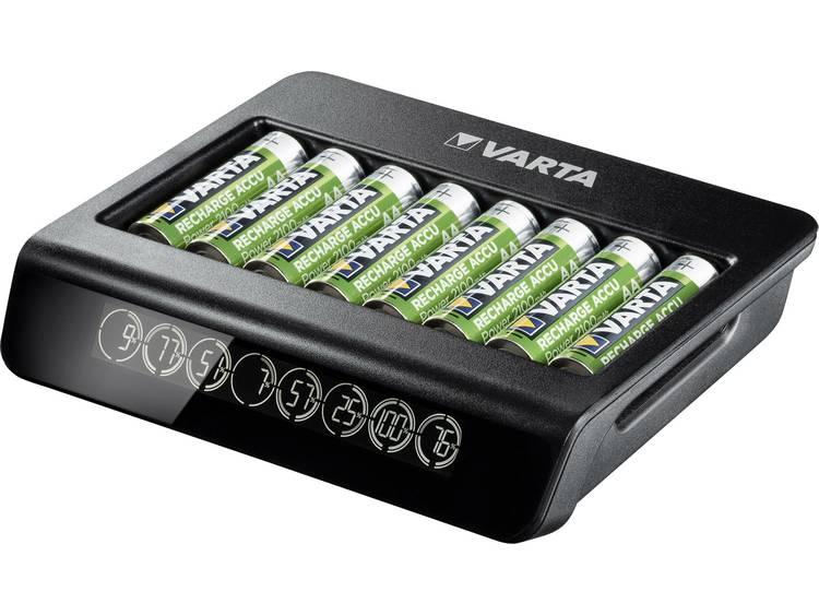Varta LCD Multi-Plus Batterijlader NiMH AAA (potlood), AA (penlite)