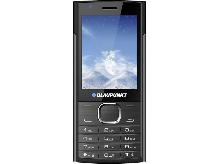 Blaupunkt FL01 Mobiele telefoon Zwart, Grijs