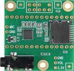 Audio-board voor teensy 4.0