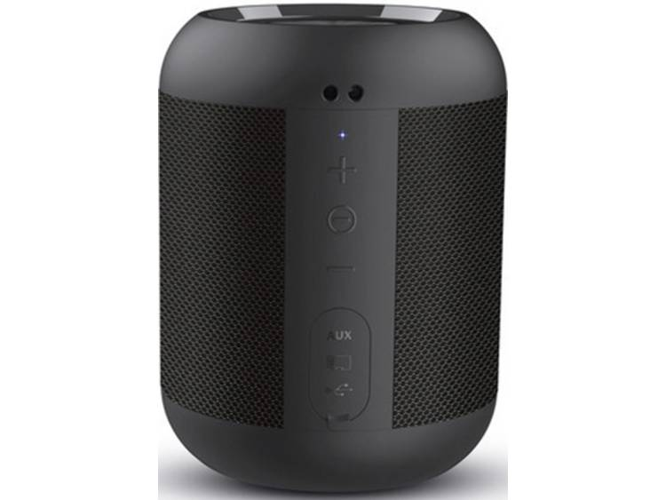 Trust Rokko Bluetooth luidspreker Outdoor, Spatwaterdicht, Handsfree-functie Zwa