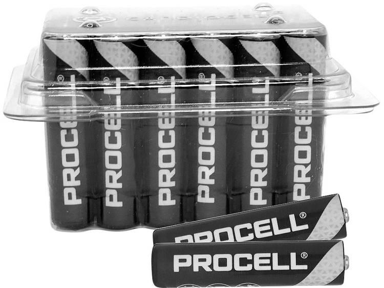 AAA batterij (potlood) Duracell Procell Industrial Alkaline 1.5 V 24 stuk(s)