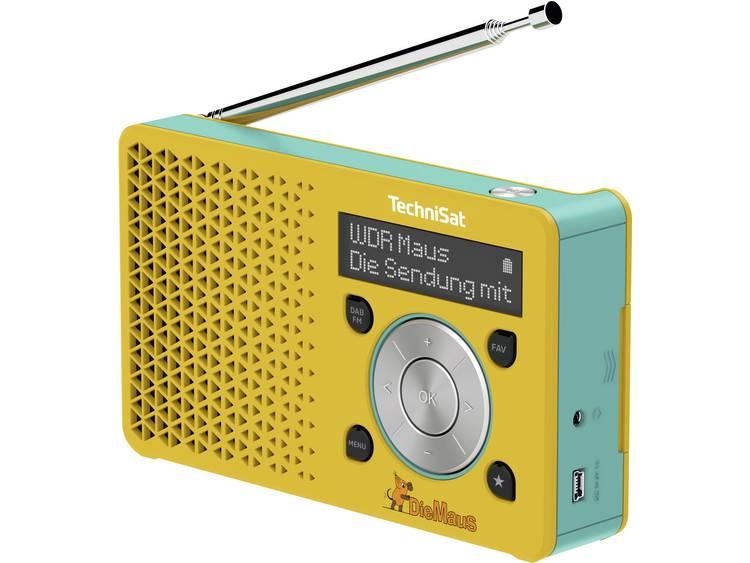 TechniSat DIGITRADIO 1 Maus Edition Zakradio DAB+, FM