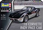 '78 Corvette Indy-cator pace car