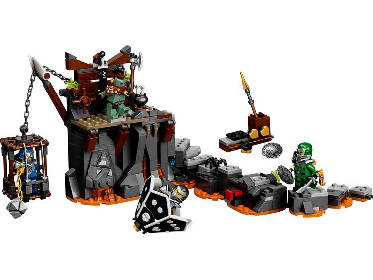 Lego 71717 Ninjago Journey To The Skull Dungeons