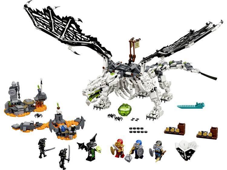 Lego 71721 Ninjago Skull Sorcerers Dragon