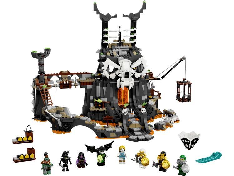 Lego 71722 Ninjago Skull Sorcerers Dungeons