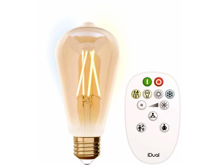 iDualWhites filament E27 806lm