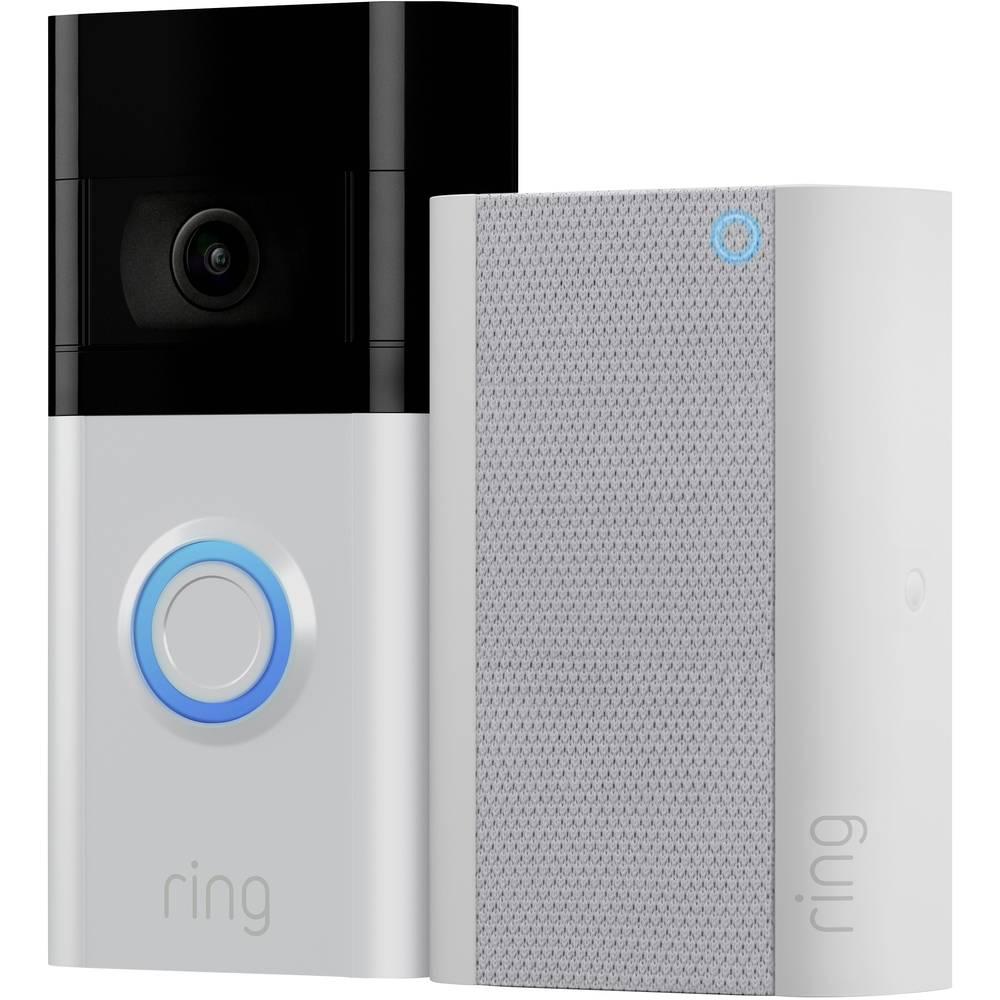 ring 8AC1PZ-0EU0 IP Video-porttelefon Chime Pro WiFi Extra ringklocka 1 Familjshus Vit