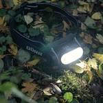 LED-hoofdlamp sensor KL-16 bicolor