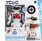 MacroBot, rood
