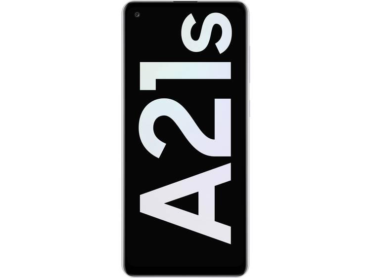 Samsung Galaxy A21s LTE Dual-SIM smartphone 32 6.5 inch (16.5 cm) Dual-SIM Android 1.0 48 Mpix, 8 Mpix, 2 Mpix, 2 Mpix Wit kopen