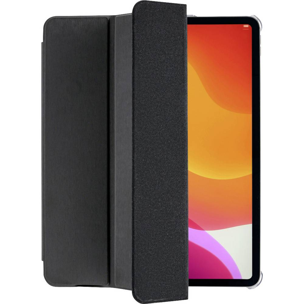Hama Tablet-Case Fold Clear mit Stiftfach f. Apple iPad Pro 12.9 (2020), Schw BookCase Passar till Apple: iPad Pro Svart