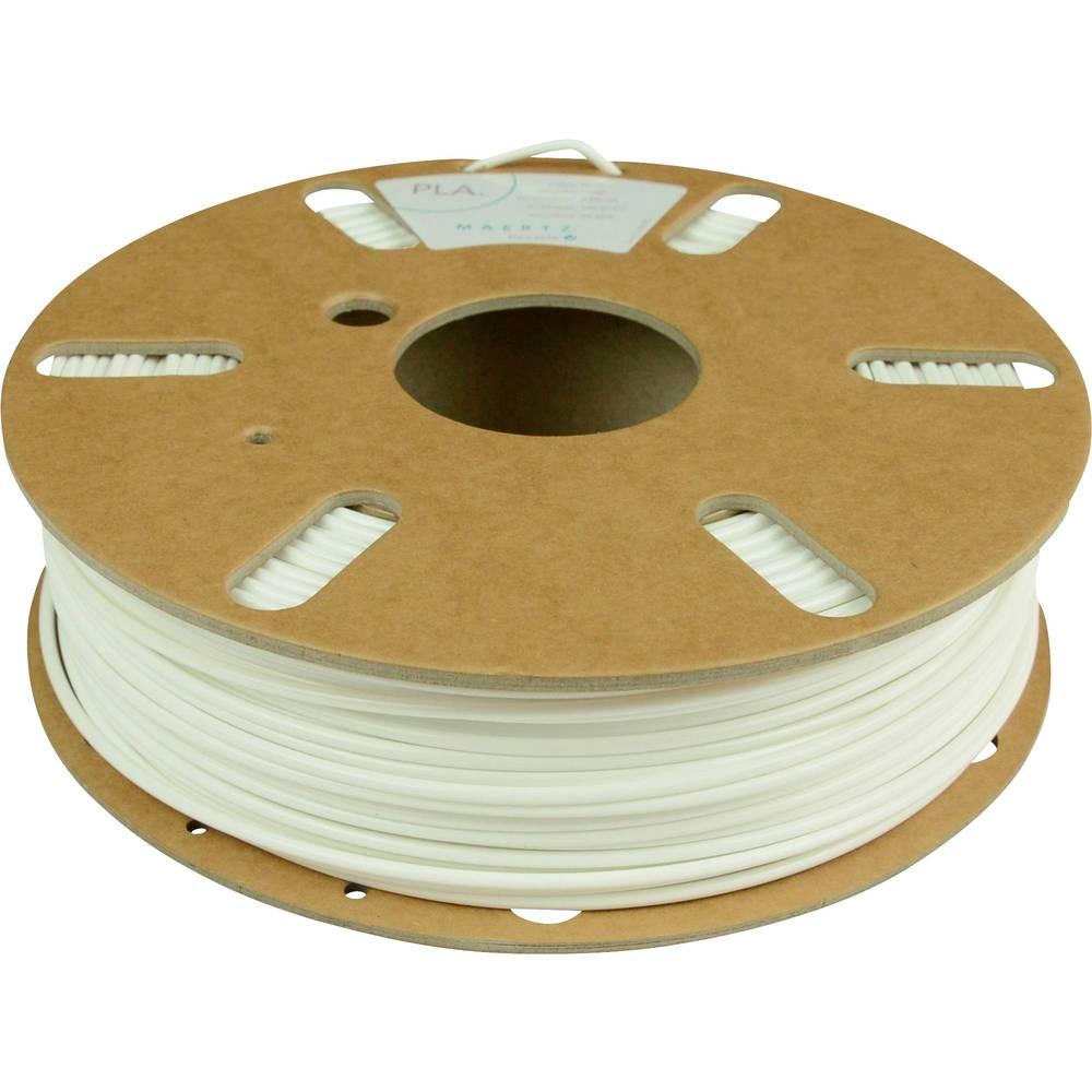 Maertz PMMA-1003-004 PETG 3D-skrivare Filament PETG 2.85 mm 750 g Vit 1 st