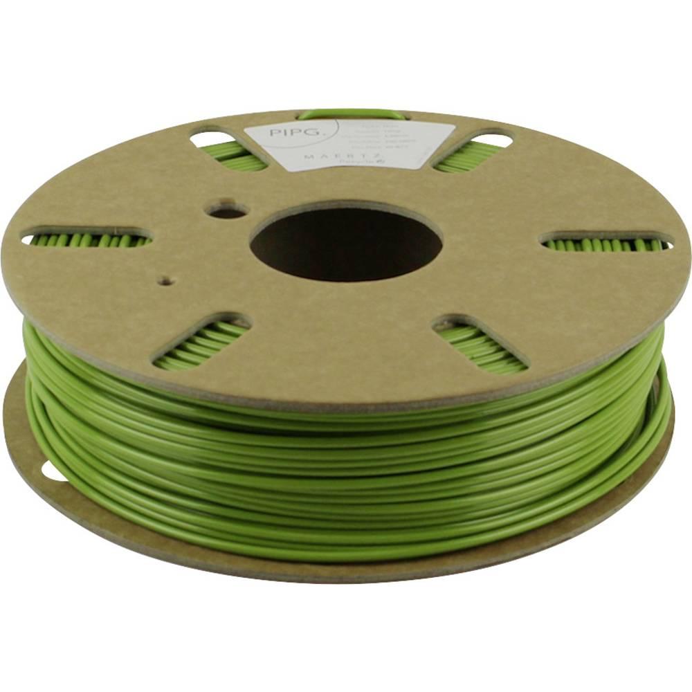 Maertz PMMA-1003-009 PETG 3D-skrivare Filament PETG 1.75 mm 750 g Grön 1 st