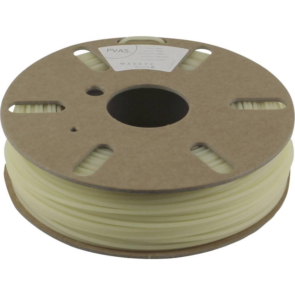 Maertz PMMA-1005-001 PVA-HT 3D-skrivare Filament PVA-plast 1.75 mm 750 g Natur 1 st