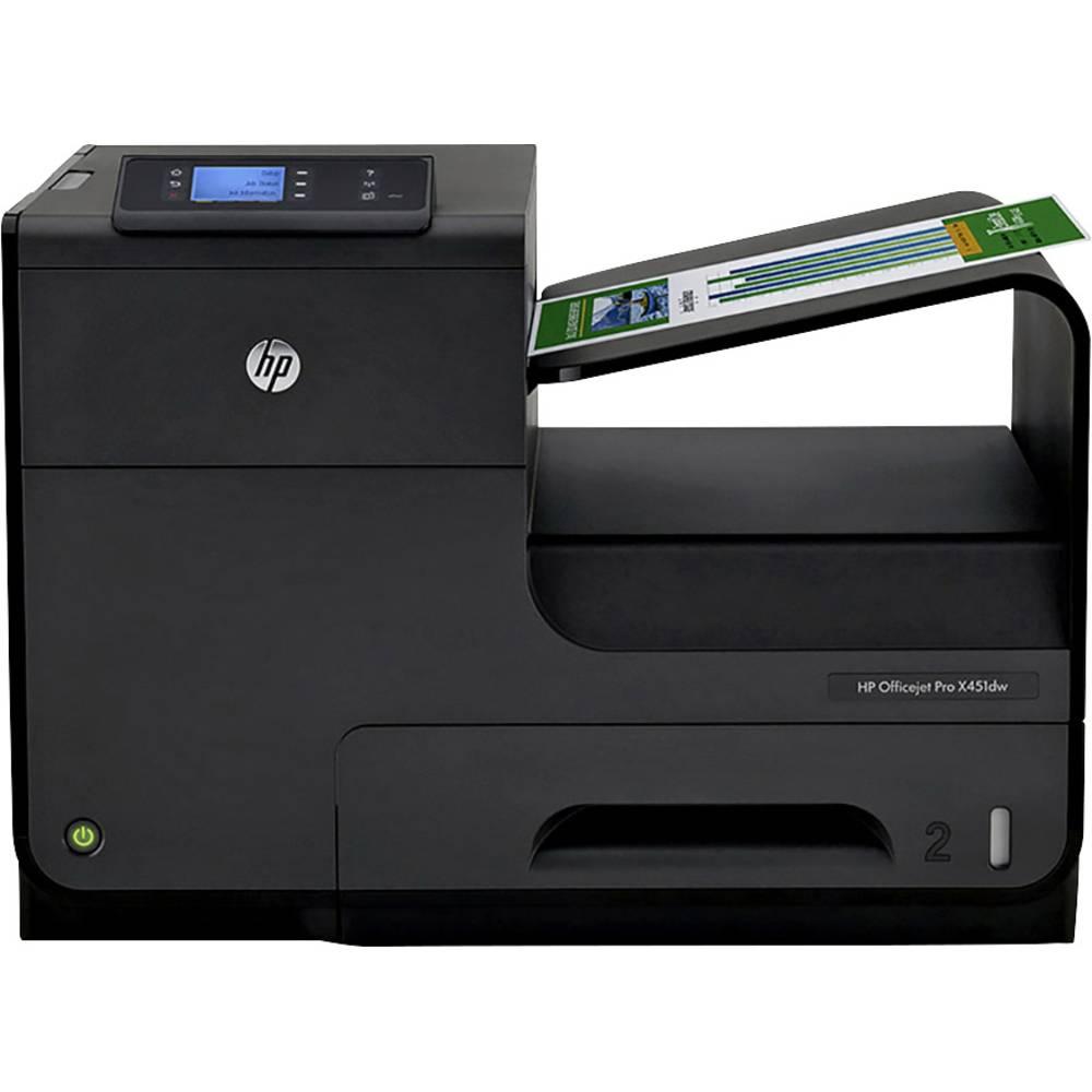 HP Officejet X451 Monochrom Monobläckstråleskrivare B-ware (öppnad nyvara) A4 Skrivare