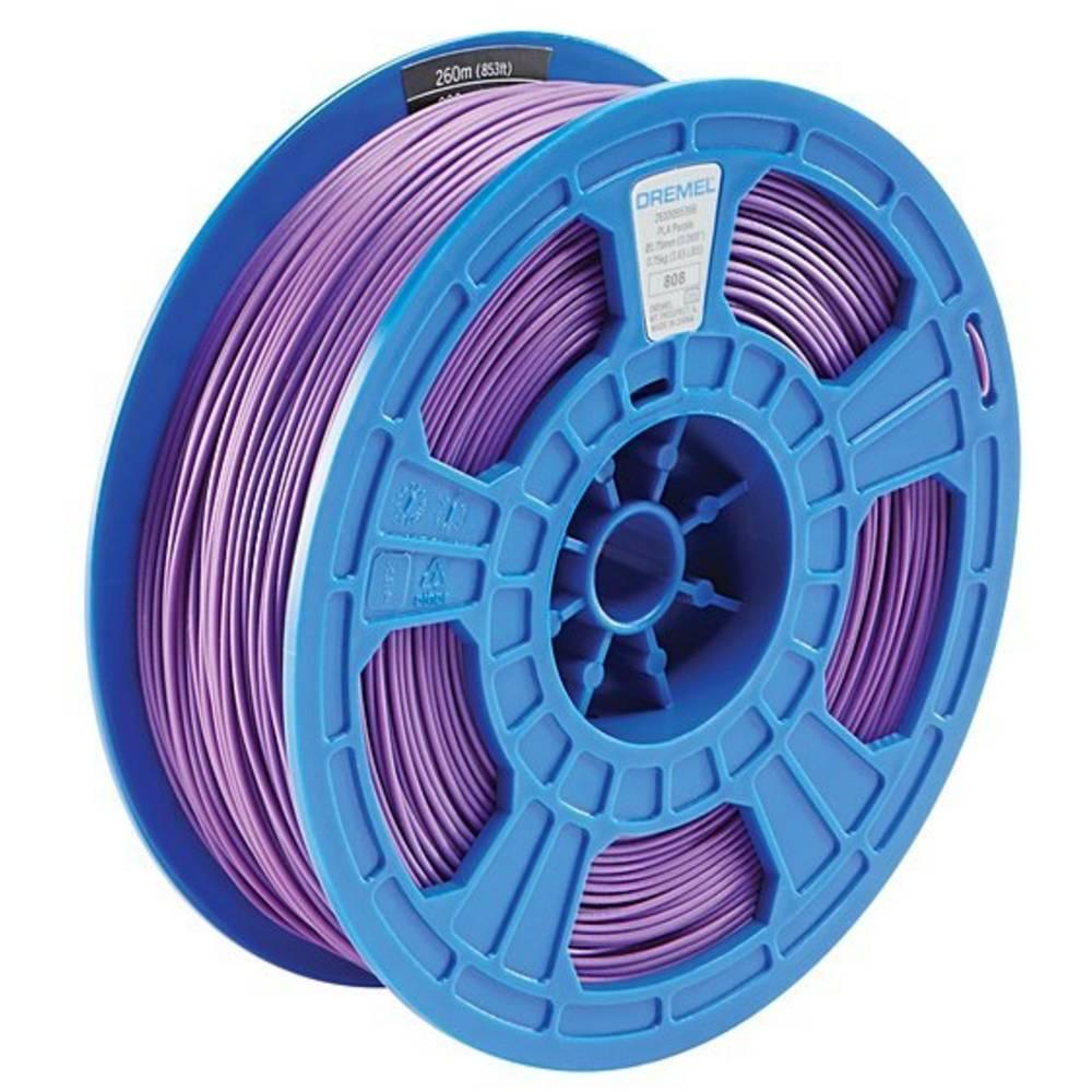 Dremel 2615PL05JA DR 3D PLA Filament D05 violett RFID 3D-skrivare Filament PLA-plast 1.75 mm Violett 750 g